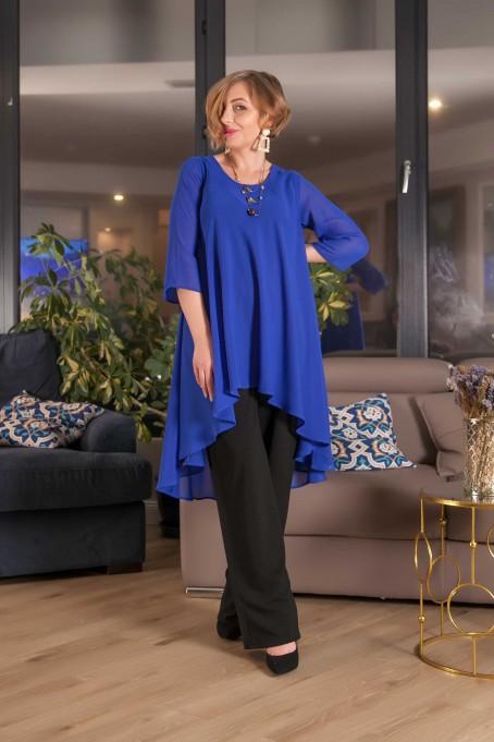 Compleu elegant cu pantaloni India –...
